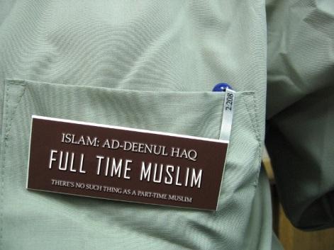 Fulltime muslim