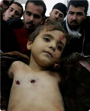 terrorist-gaza-child