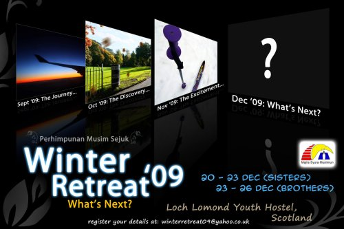 Winter Retreat 2009 - What's Next